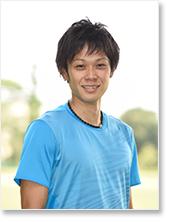 コーチ兼アスリート中村 康宏Nakamura Yasuhiro