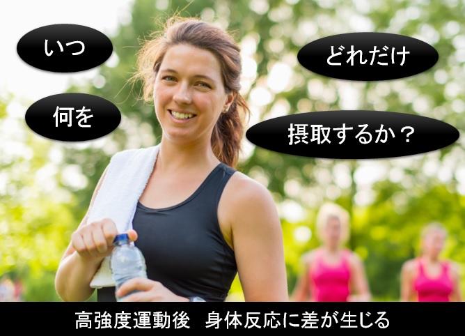 栄養と運動と筋肉①