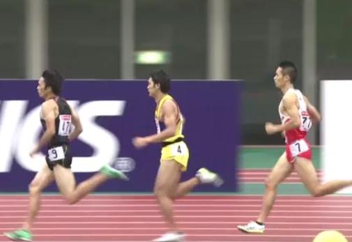 2015日本選手権・800決勝_1